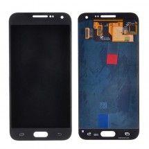 Pantalla LCD y tactil color negro para Samsung Galaxy E5