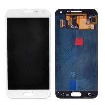 Pantalla LCD y tactil color blanco para Samsung Galaxy E5