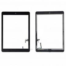 Táctil color negro con botón Home para iPad Air A1474 A1475 A1476 A1822 A1823 - Calidad Premium