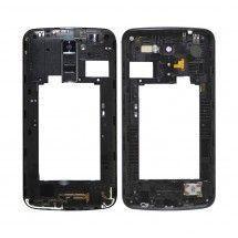 Carcasa trasera con lente color negro LG K10