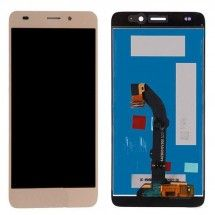 Pantalla LCD mas tactil color dorado Huawei Honor 5C
