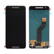 Pantalla LCD y tactil color negro para Huawei Nexus 6P