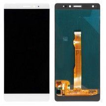 Pantalla LCD y tactil color blanco para Huawei Ascend Mate S