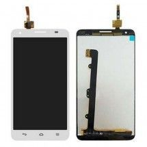 Pantalla LCD y tactil color blanco para Huawei Honor 3X Pro