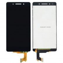 Pantalla LCD mas tactil color negro Huawei Honor 7