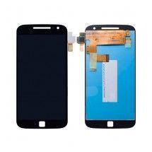 Pantalla LCD mas tactil color negro para Motorola Moto G4 Plus