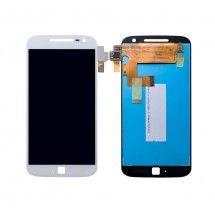 Pantalla LCD mas tactil color blanco para Motorola Moto G4 Plus