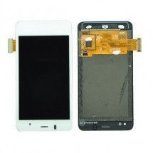 Pantalla LCD mas tactil color blanco Alcatel OT-6010 Star