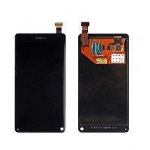 Pantalla LCD mas tactil color negro Nokia N9