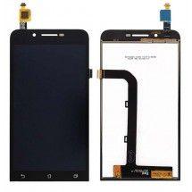 Pantalla LCD y tactil color negro para Asus Zenfone Go ZC500TG