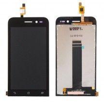 Pantalla LCD y tactil color negro para Asus Zenfone GO ZB452KG