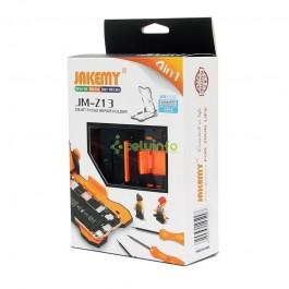 Jakemy JM-Z13 4 en 1  Kit reparación pantalla 4 en 1 para iPhone