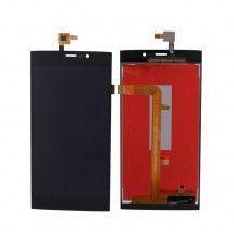 Pantalla LCD mas tactil color negro Wiko Ridge Fab 4G