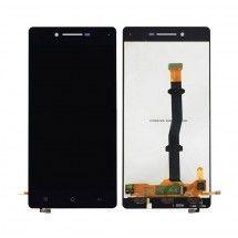 Pantalla LCD mas tactil color negro Oppo R8207
