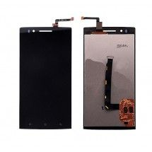 Pantalla LCD mas tactil color negro Oppo Find 5 X909