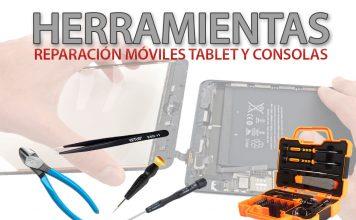 Celuinfo Herramientas reparación móviles tablet y consolas