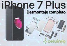 celuinfo Como desmontar y reparar iPhone 7 Plus