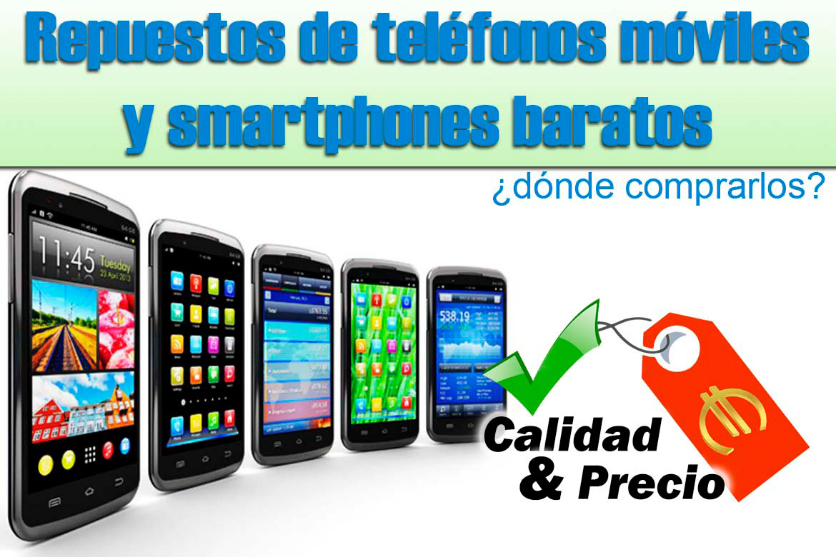 Repuestos Iphone Baratos