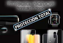 Protector Pantalla Hidrogel el protector definitivo