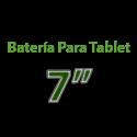 """Batería Tablet 7"""""""